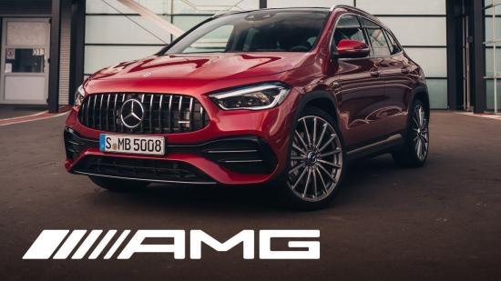 Image of Mercedes - AMG GLA 35 4MATIC