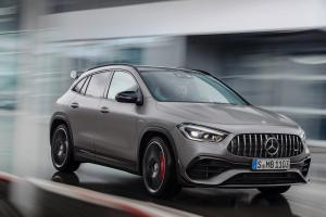 Picture of Mercedes - AMG GLA 45s 4MATIC+ (H247)
