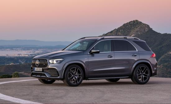 Image of Mercedes - AMG GLE 53 4MATIC+ EQ Boost TCT