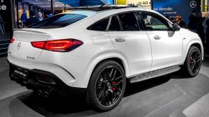 Photo of Mercedes - AMG GLE 53 4MATIC+ TCT Coupe C167