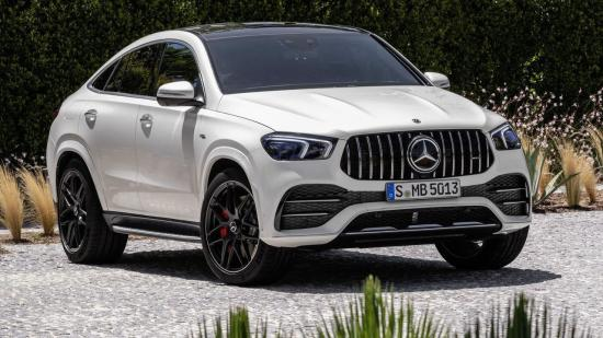 Image of Mercedes - AMG GLE 53 4MATIC+ TCT Coupe