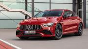 Image of Mercedes - AMG GT 43 4MATIC+ TCT