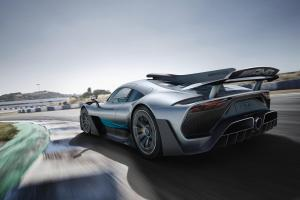 Picture of Mercedes - AMG One