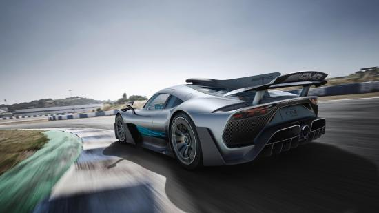 Image of Mercedes - AMG One