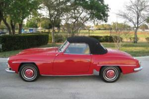 Picture of Mercedes-Benz 190 SL (R121)