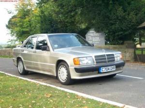 Photo of Mercedes-Benz 190E 2.3 16 W201