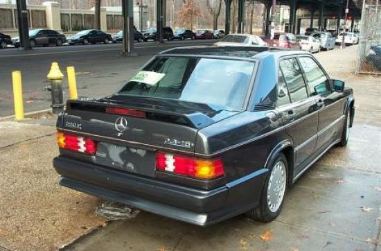 Image of Mercedes-Benz 190E 2.3 16