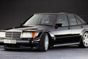 Picture of Mercedes-Benz 190E 2.5-16V Evo II