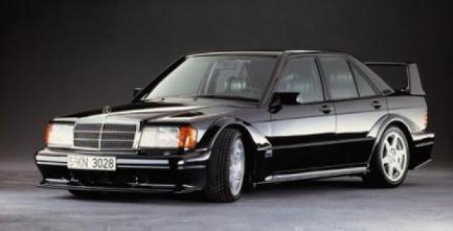 Image of Mercedes-Benz 190E 2.5-16V Evo II