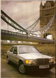 Image of Mercedes-Benz 190E 2.6