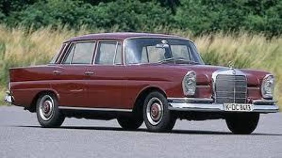 Image of Mercedes-Benz 220 SEB