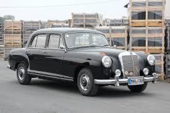 Image of Mercedes-Benz 220