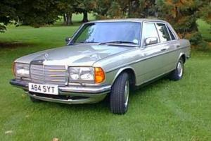 Picture of Mercedes-Benz 280E (W123)