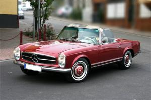 Picture of Mercedes-Benz 280SL