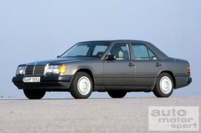 Mercedes-Benz 300 D Turbo W124 laptimes, specs, performance