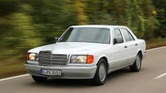 Image of Mercedes-Benz 300 SE