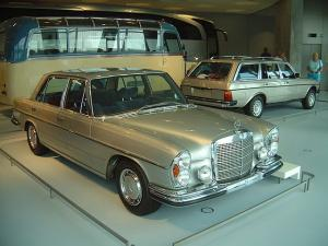 Photo of Mercedes-Benz 300 SEL 6.3 W108