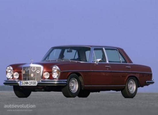 Image of Mercedes-Benz 300 SEL 6.3