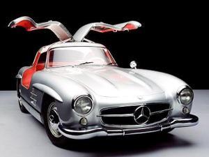 Photo of Mercedes-Benz 300 SL Alloy Gullwing