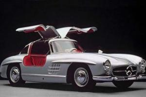 Picture of Mercedes-Benz 300 SL Alloy Gullwing