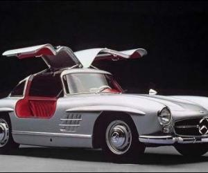 Picture of 300 SL Alloy Gullwing