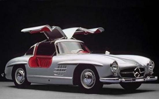 Image of Mercedes-Benz 300 SL Alloy Gullwing