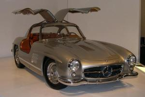 Picture of Mercedes-Benz 300 SL Gullwing