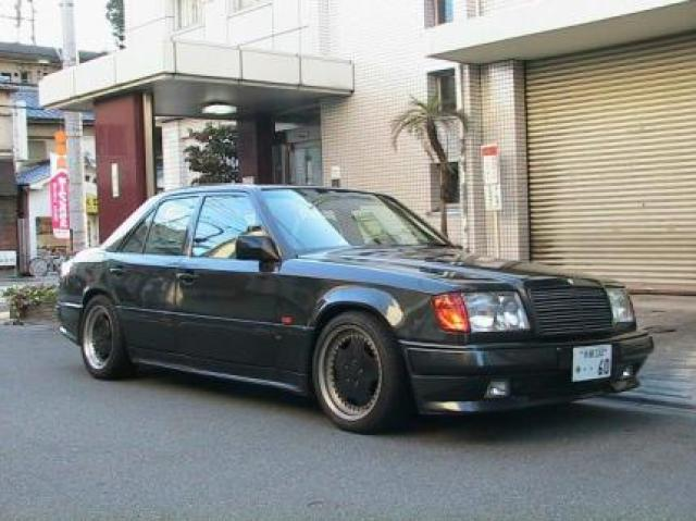 Mercedes-Benz 300E AMG 5 6 Hammer W124 laptimes, specs, performance