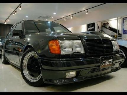 Mercedes-Benz 300E AMG 6.0 Hammer W124 specs, performance ...