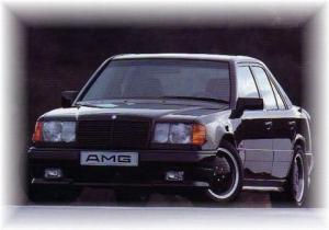 Photo of Mercedes-Benz 300E AMG 6.0 Hammer W124
