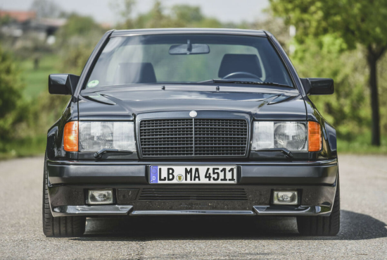 Image of Mercedes-Benz 300E AMG Hammer