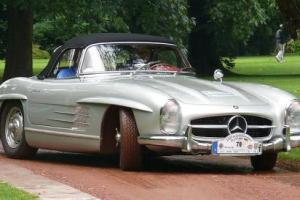 Picture of Mercedes-Benz 300SL Roadster