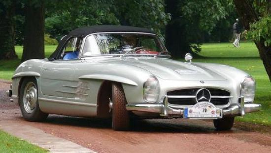Image of Mercedes-Benz 300SL Roadster