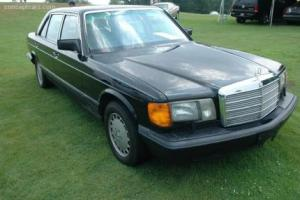 Picture of Mercedes-Benz 420 SEL (W126)