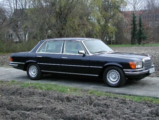 mercedes benz 450 sel 6 9 w116 laptimes specs. Black Bedroom Furniture Sets. Home Design Ideas