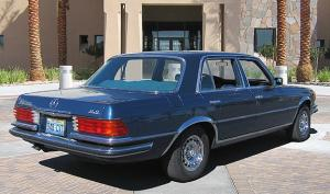 Photo of Mercedes-Benz 450 SEL 6.9 W116