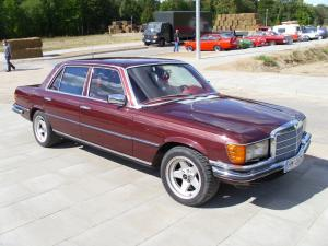 Photo of Mercedes-Benz 450 SEL 6.9 AMG