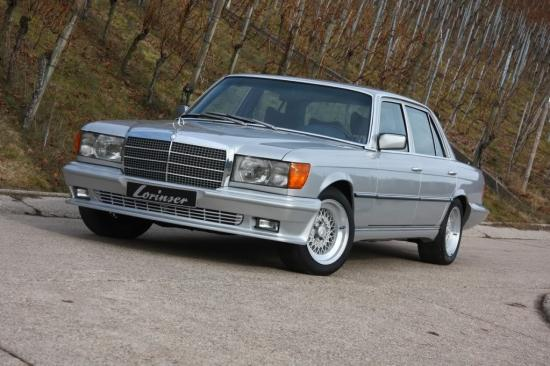 Image of Mercedes-Benz 450 SEL 6.9 AMG