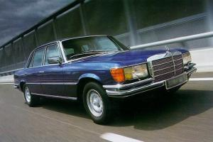 Picture of Mercedes-Benz 450 SEL 6.9 (W116)
