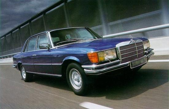 Image of Mercedes-Benz 450 SEL 6.9