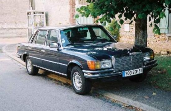 Image of Mercedes-Benz 450SEL