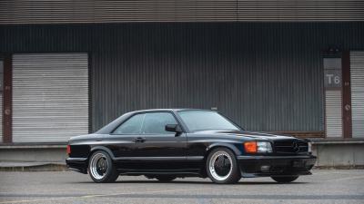 Image of Mercedes-Benz 500 SEC AMG