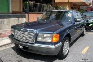 Picture of Mercedes-Benz 500 SEL (W126)