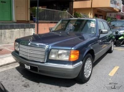 Image of Mercedes-Benz 500 SEL