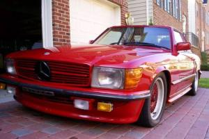 Picture of Mercedes-Benz 500 SL 5.4 AMG