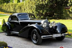 Picture of Mercedes-Benz 500K Autobahnkurier (W29)
