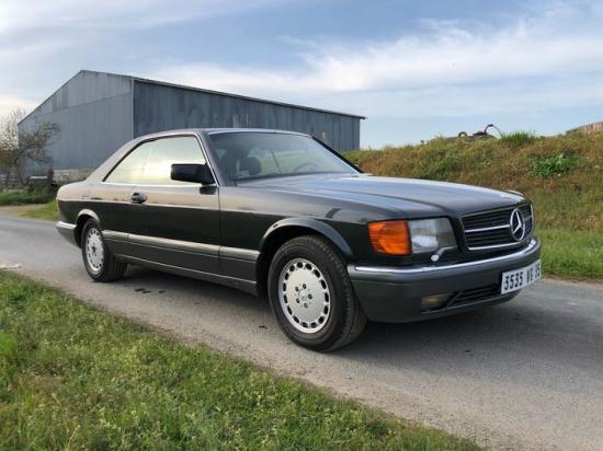 Image of Mercedes-Benz 560 SEC