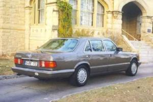 Photo of Mercedes-Benz 560 SEL W126