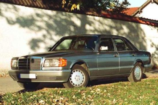 Image of Mercedes-Benz 560 SEL