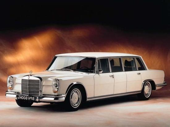 Image of Mercedes-Benz 600 Pullman